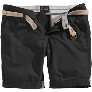 Surplus Chino Shorts Black