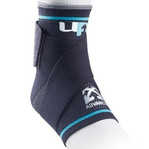 Ultimate Performance Advanced Ultimate Compression Ankle Support Black