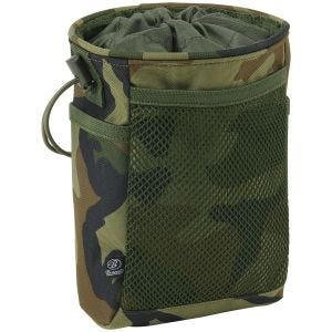 Brandit Tactical MOLLE Pouch Woodland