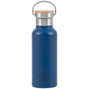 Highlander 500ml Campsite Bottle Blue