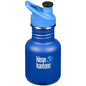 Klean Kanteen Kid Sport 355ml Bottle Sport Cap 3.0 Surfs Up