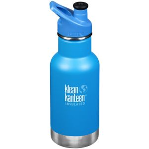 Klean Kanteen Kid Sport 355ml Bottle Sport Cap 3.0 Pool Party