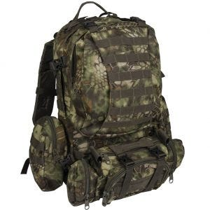 Mil-Tec Defense Pack Assembly Mandra Wood