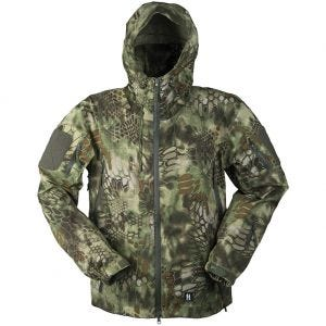 Mil-Tec Hardshell Breathable Jacket Mandra Wood