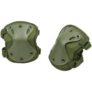 Mil-Tec Protect Elbow Pads Olive