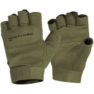 Pentagon 1/2 Duty Mechanic Gloves Olive