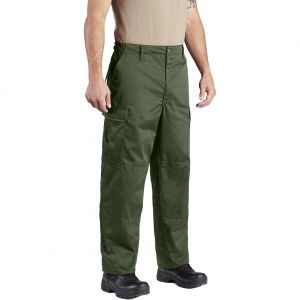 Propper BDU Trousers Button Fly Polycotton Twill Olive