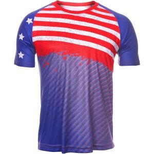 Tervel Sportline Short Sleeve Shirt USA
