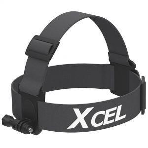 Xcel Head Strap Mount Black