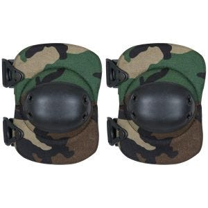 Alta Industries AltaFLEX Elbow Pads AltaLOK US Woodland