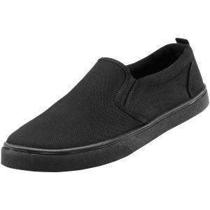 Brandit Southampton Slip-On Sneaker Black