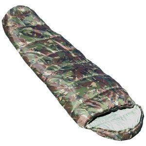 Highlander Cadet 350 Junior Sleeping Bag DPM