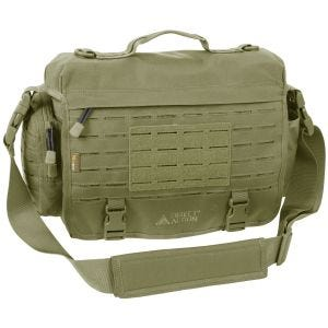 Direct Action Messenger Bag Olive Green