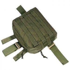 Flyye Drop Leg Accessories Pouch MOLLE Ranger Green