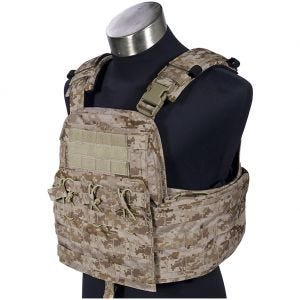 Flyye Field Compact Plate Carrier AOR1