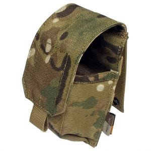 Flyye Smoke/Flash Grenade Pouch MOLLE MultiCam