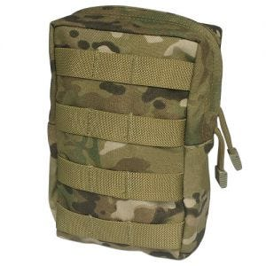 Flyye Vertical Accessories Pouch MOLLE MultiCam