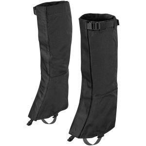 Helikon Snowfall Long Gaiters Black