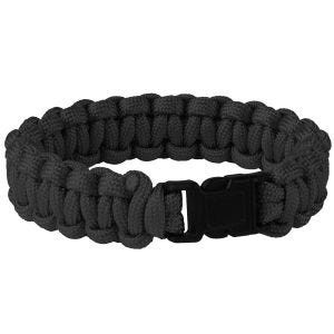 Helikon Survival Bracelet Black