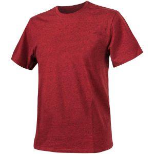 Helikon T-shirt Melange Red