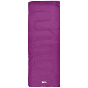 Highlander Sleepline 250 Envelope Sleeping Bag Pink