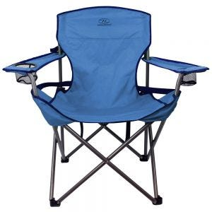 Highlander Lumbar Chair Blue