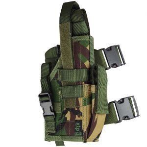 Pro-Force Drop Leg Pistol Holster MOLLE DPM