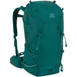 Highlander Summit 40L Backpack Leaf Green
