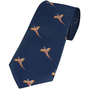 Jack Pyke Tie Pheasant Navy