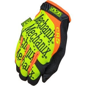 Mechanix Wear CR5 Original Gloves Hi-Viz Yellow