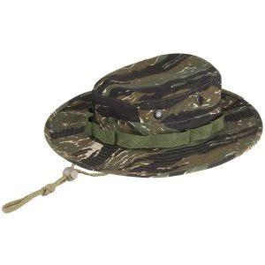 GI Ripstop Bush Hat Tiger Stripe