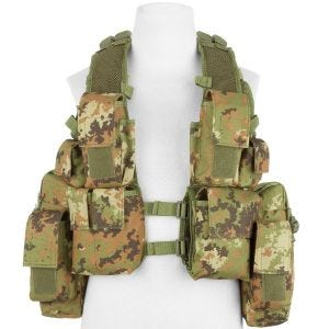 MFH South African Assault Vest Vegetato Woodland