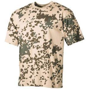 MFH T-shirt German Tropical