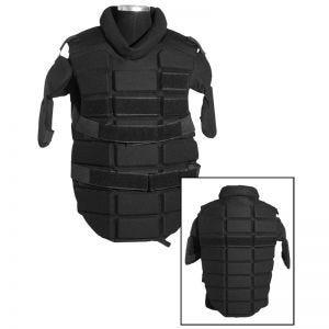 Mil-Tec Anti-Riot Jacket Black