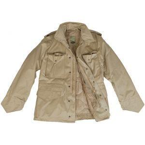 Mil-Tec Classic US M65 Jacket Khaki