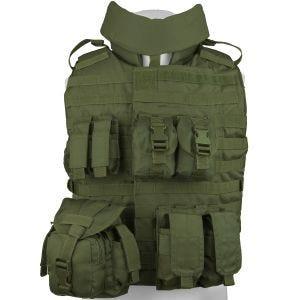 Mil-Tec OTV Outer Tactical Vest Olive