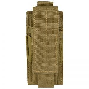 Mil-Tec Single Pistol Magazine Pouch Coyote