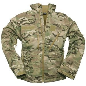 Mil-Tec Softshell Jacket SCU 14 Multitarn