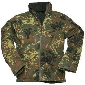 Mil-Tec Softshell Jacket SCU 14 Flecktarn
