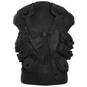 Mil-Tec US Load Bearing Vest Black