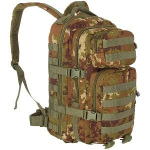 Mil-Tec MOLLE US Assault Pack Small Vegetato Woodland