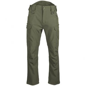 Mil-Tec Assault Softshell Pants Ranger Green