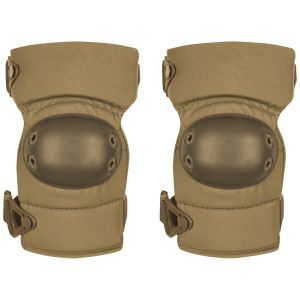 Alta Industries AltaCONTOUR Elbow Pads AltaLOK Coyote