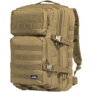 TAC MAVEN Assault Backpack Large Coyote