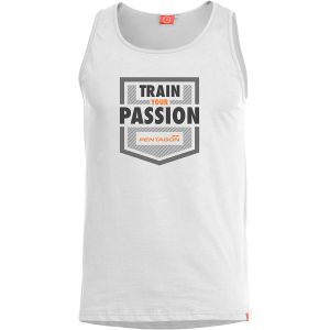 Pentagon Astir Vest Train Your Passion White