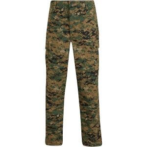 Propper Uniform BDU Trousers Polycotton Ripstop Digital Woodland