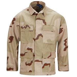 Propper BDU Coat Cotton Ripstop 3-Colour Desert