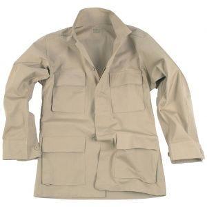 Teesar BDU Shirt Ripstop Khaki