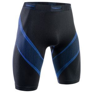 Tervel Optiline Running Shorts Black/Blue