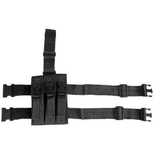 Viper MP5 Drop Leg Mag Pouch Black